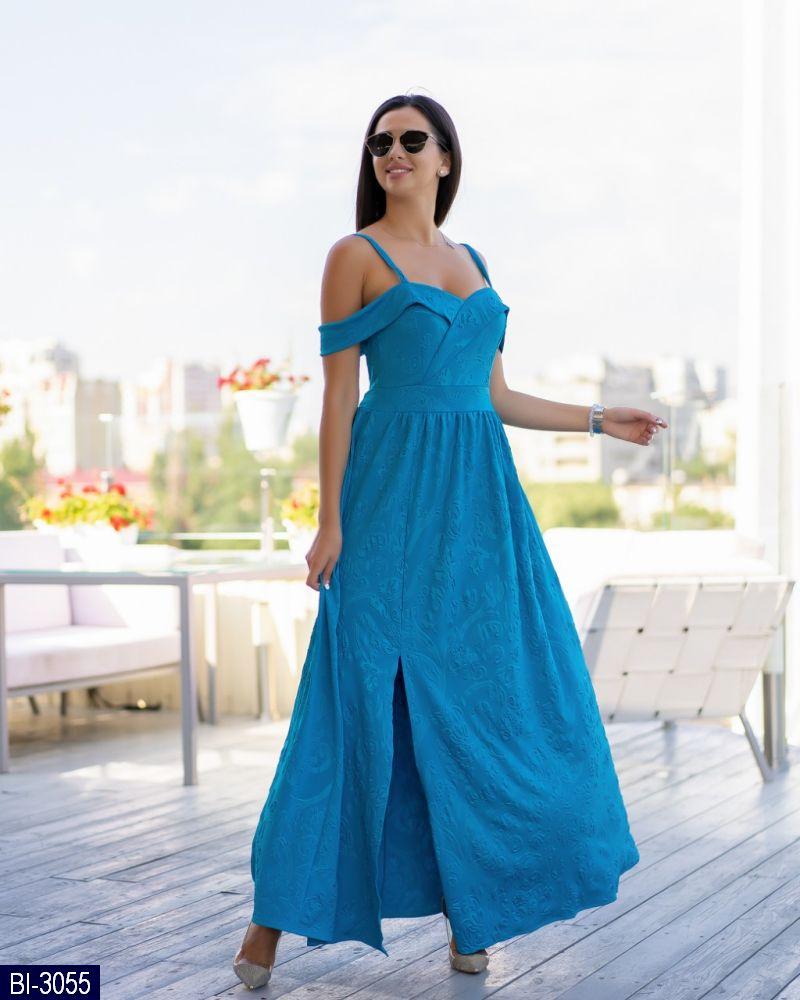 Коктейльное платье BI-3055