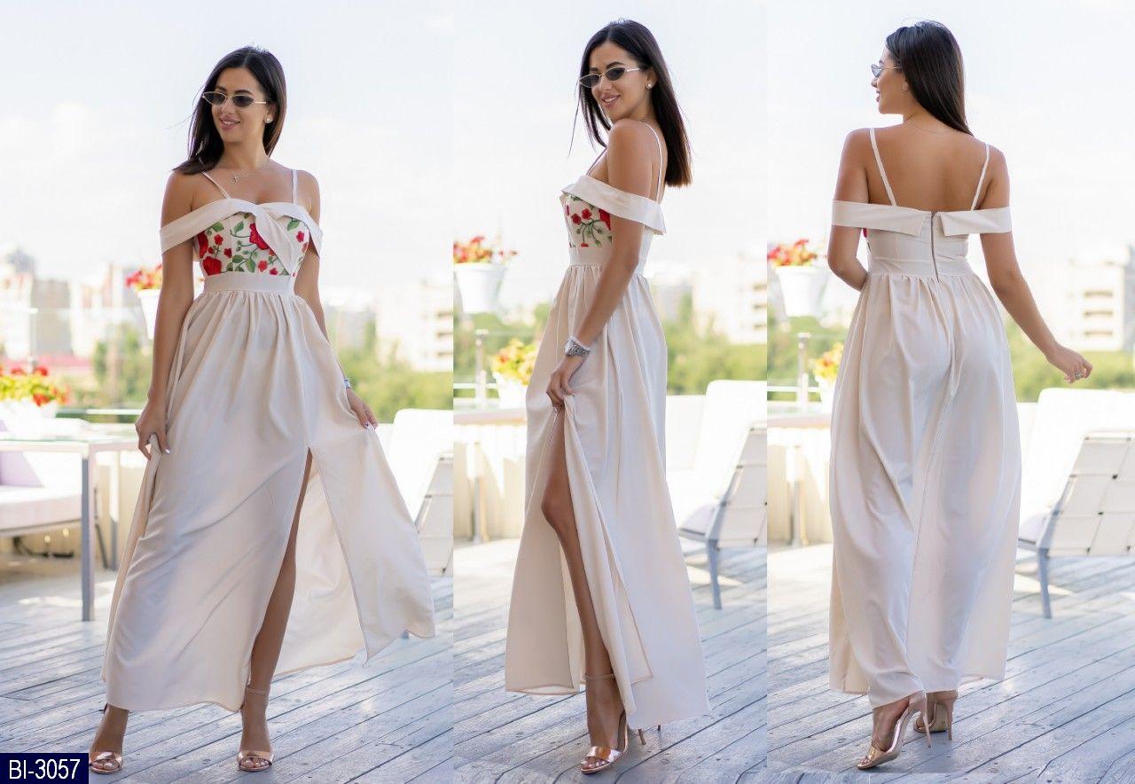 Вечернее платье BI-3057