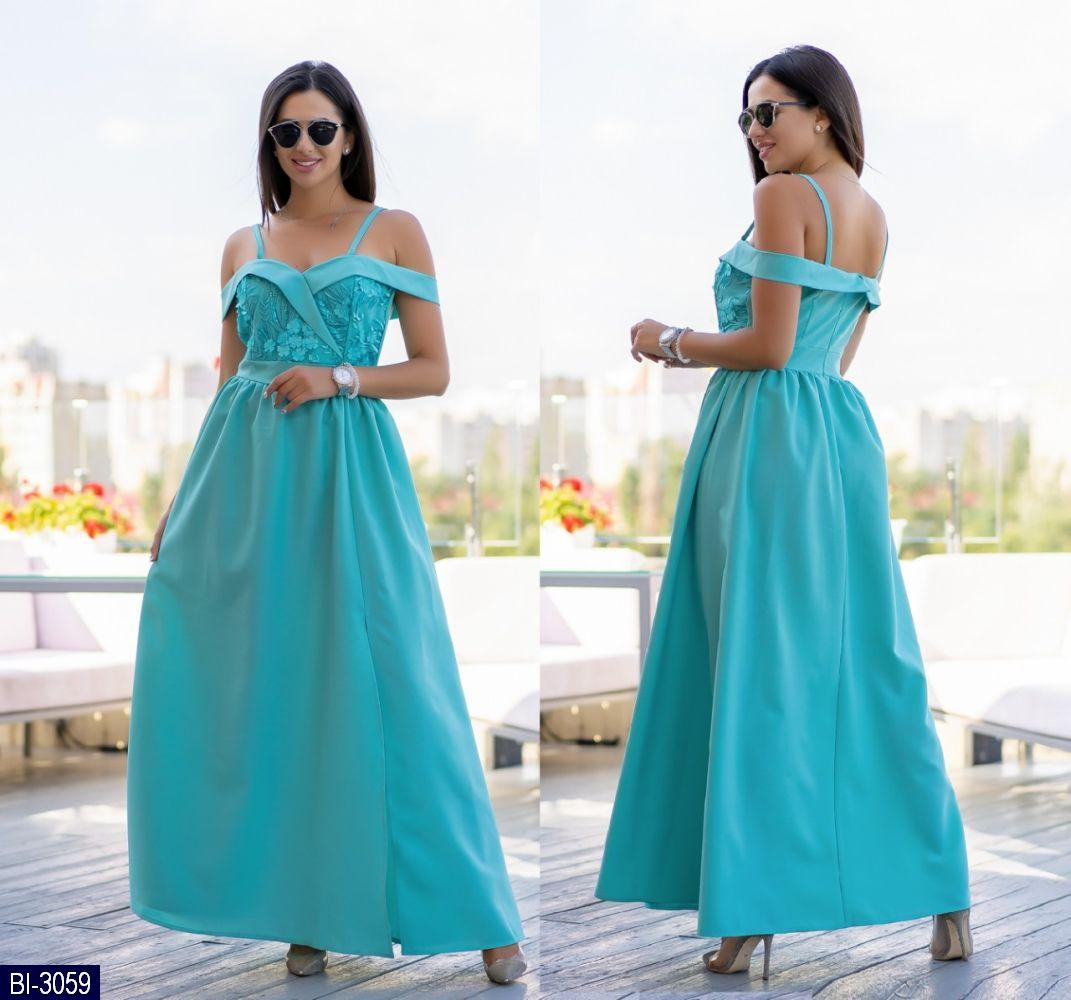 Вечернее платье BI-3059