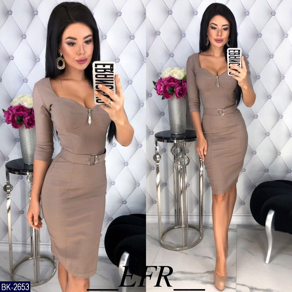Платье BK-2653