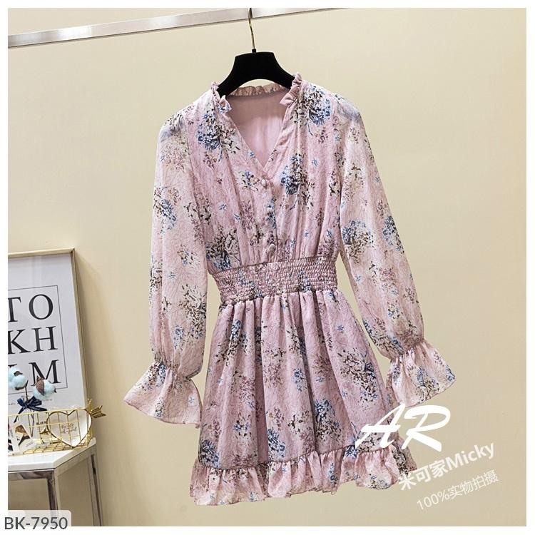 Платье BK-7950
