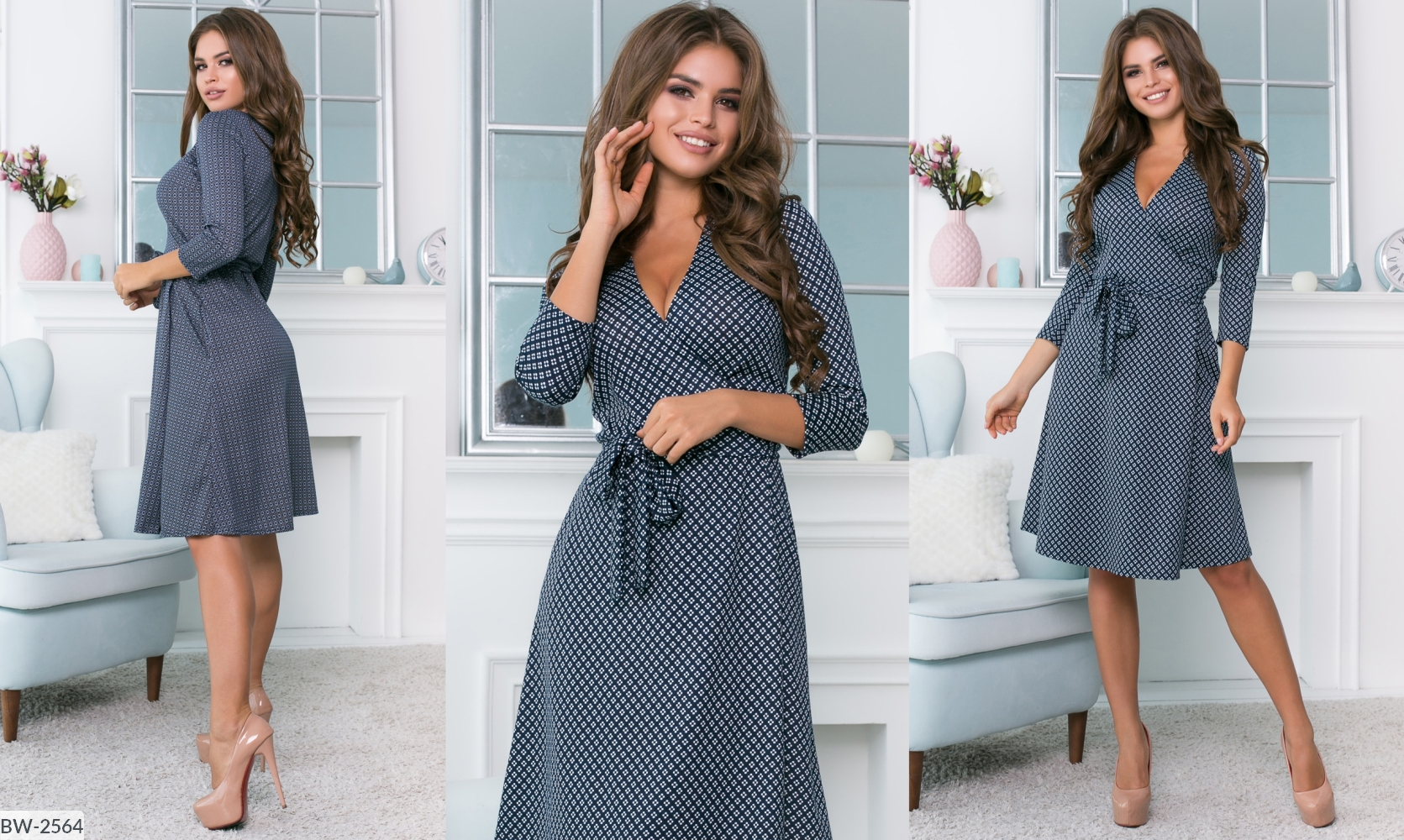 Платье BW-2564