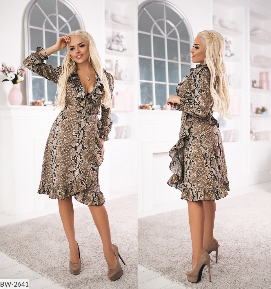 Платье BW-2641
