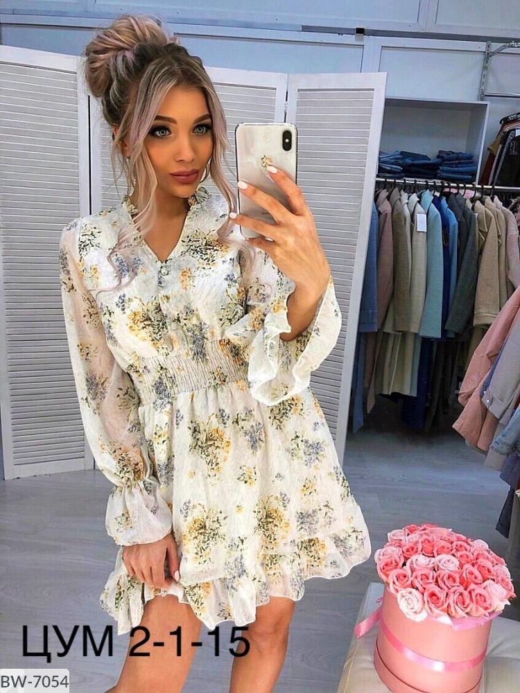 Платье BW-7054
