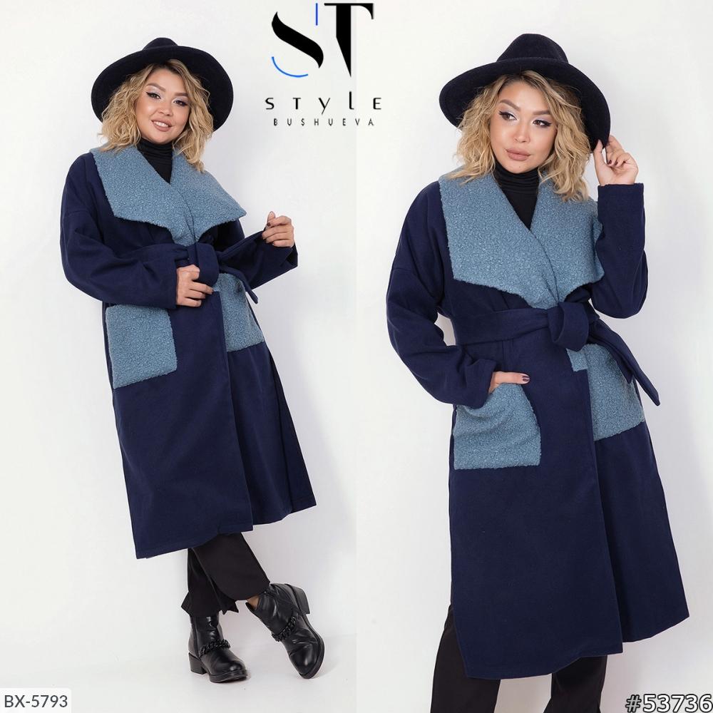 Пальто BX-5793