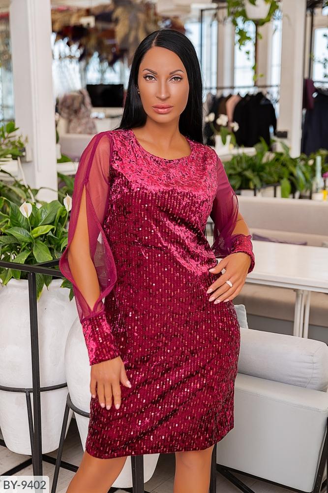 Платье BY-9402