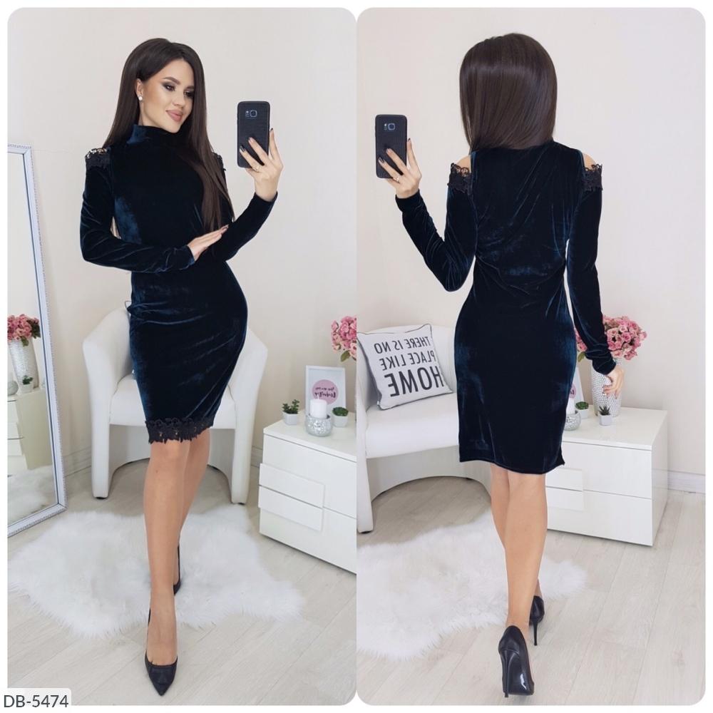 Платье DB-5474