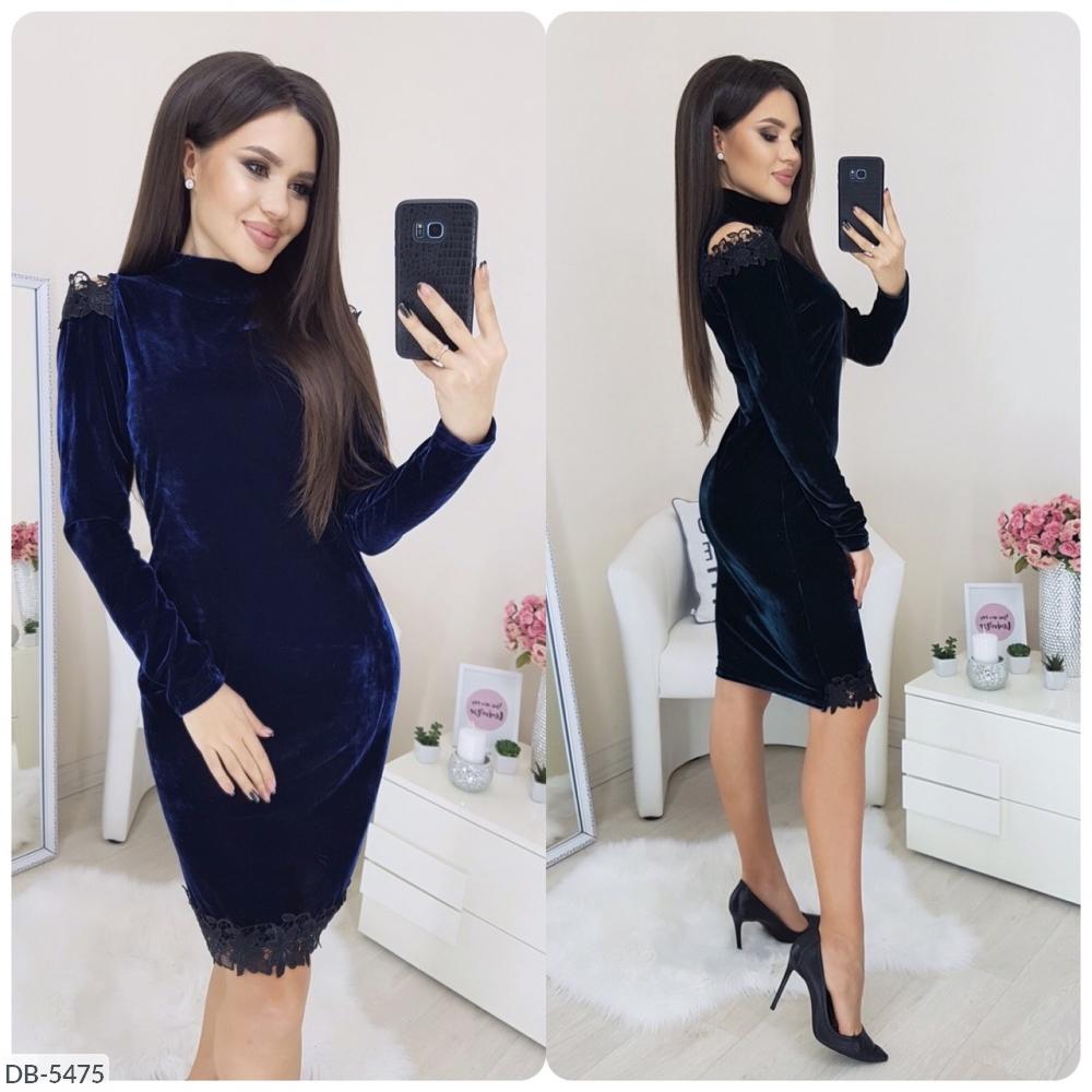 Платье DB-5475