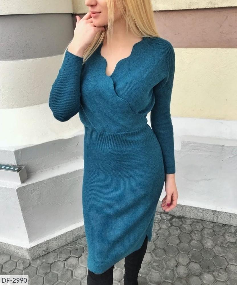 Платье DF-2990
