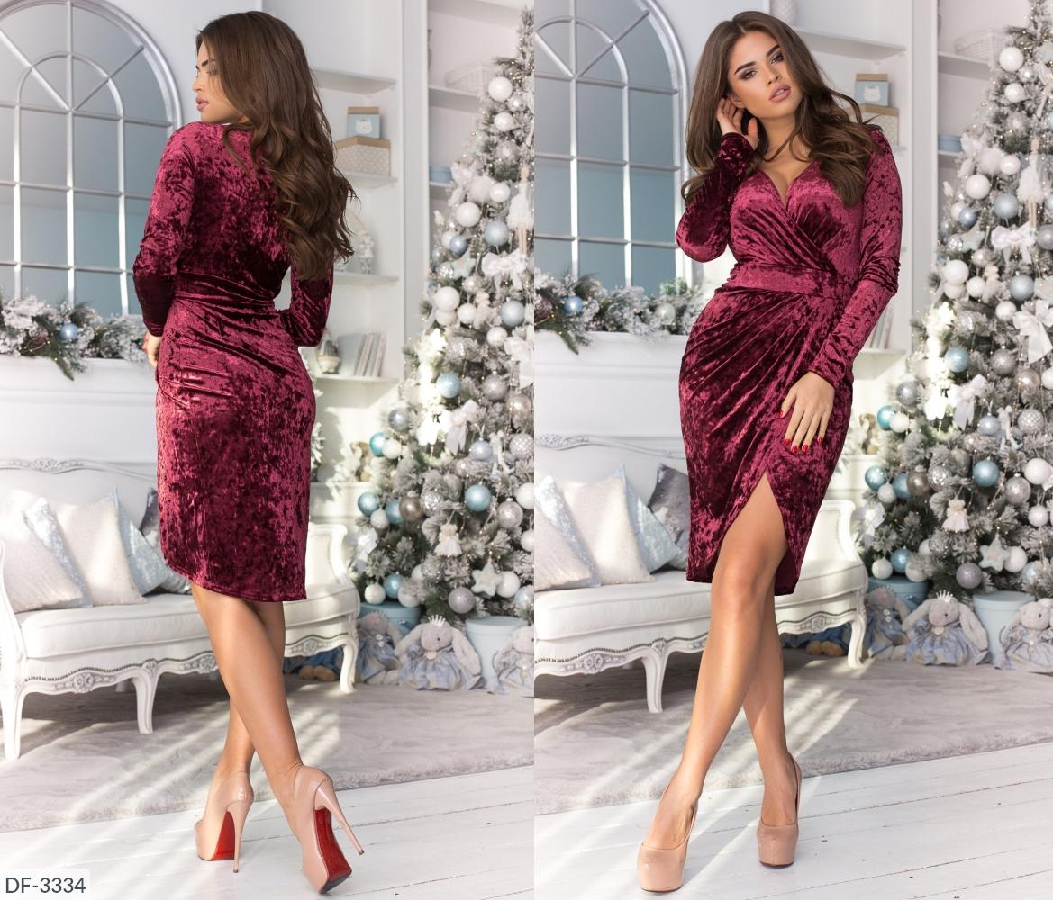 Платье DF-3334
