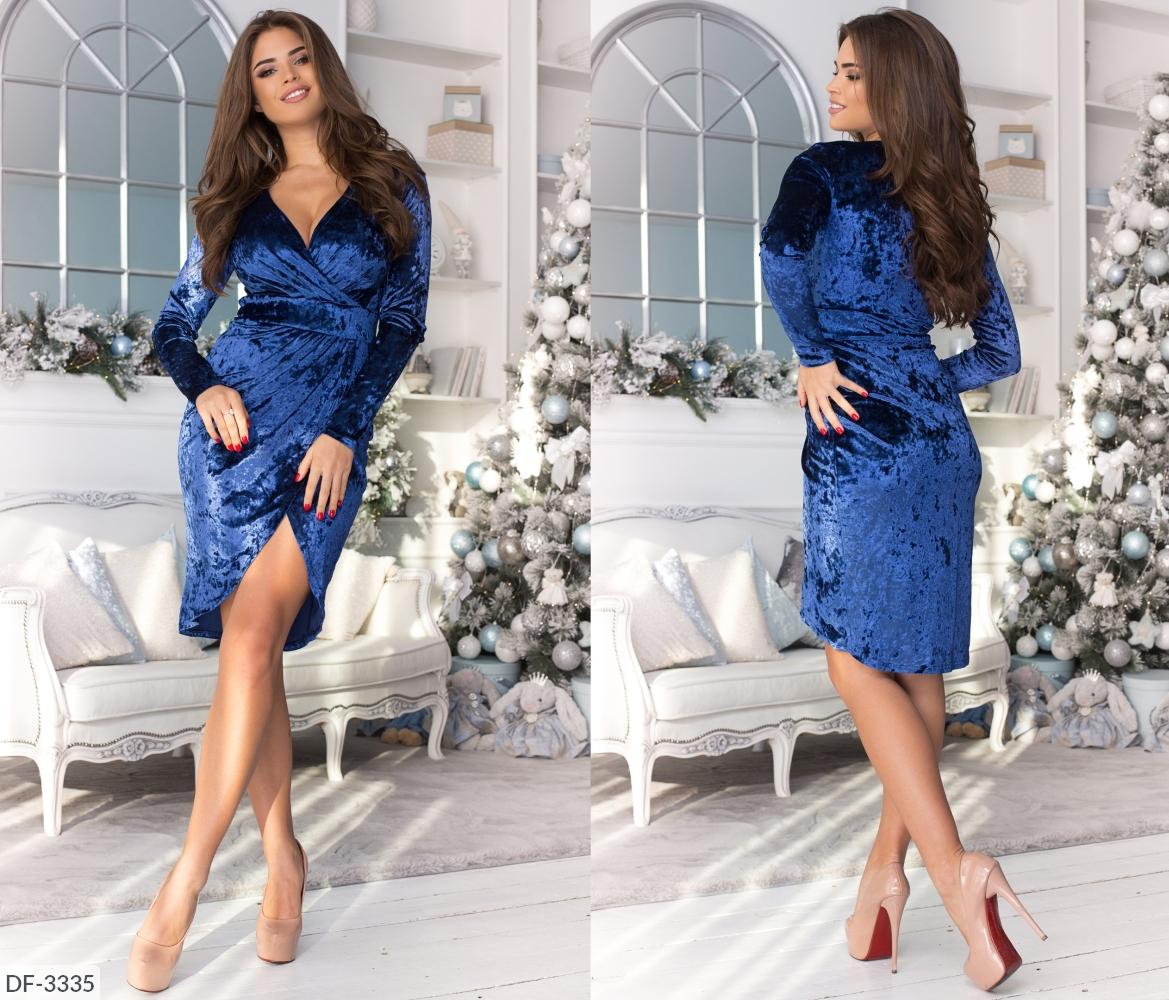 Платье DF-3335
