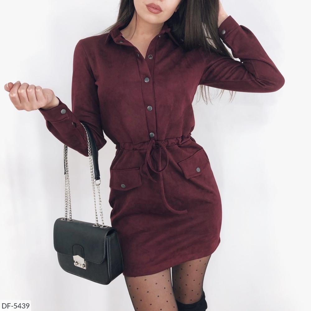 Платье DF-5439