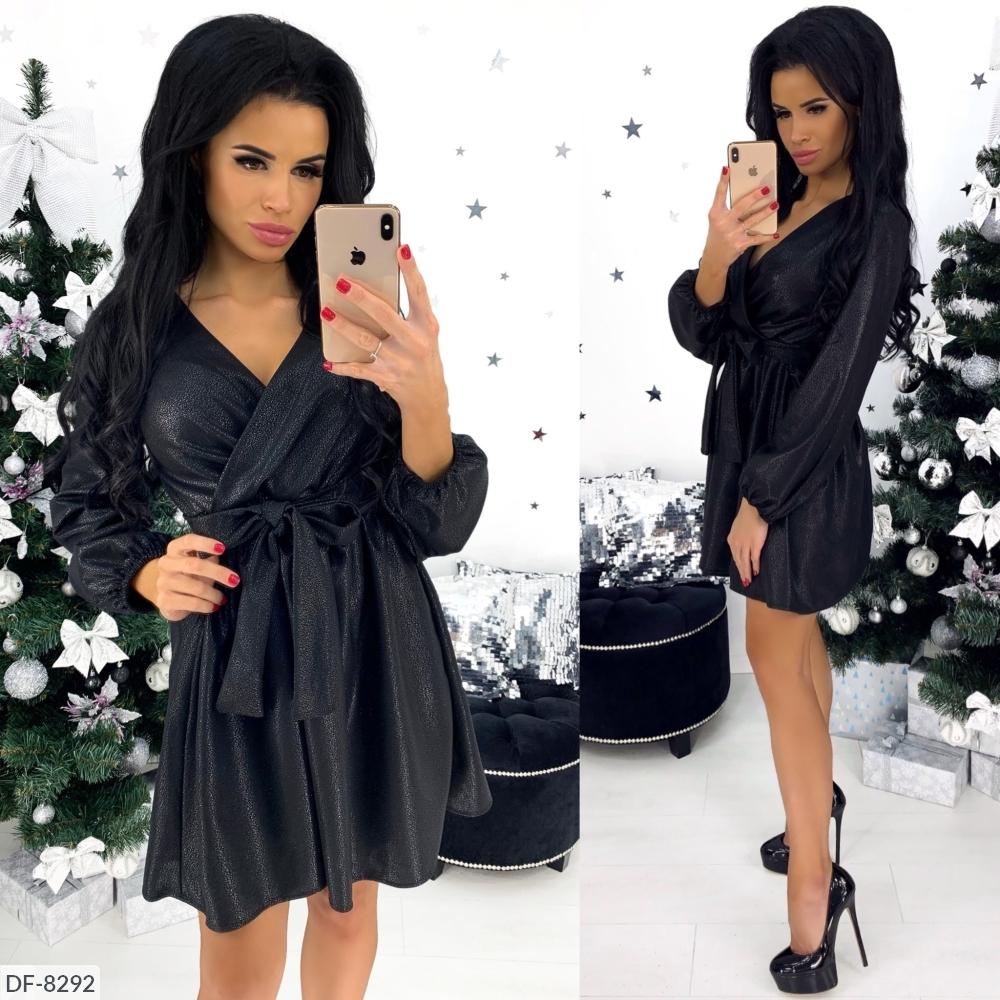 Платье DF-8292