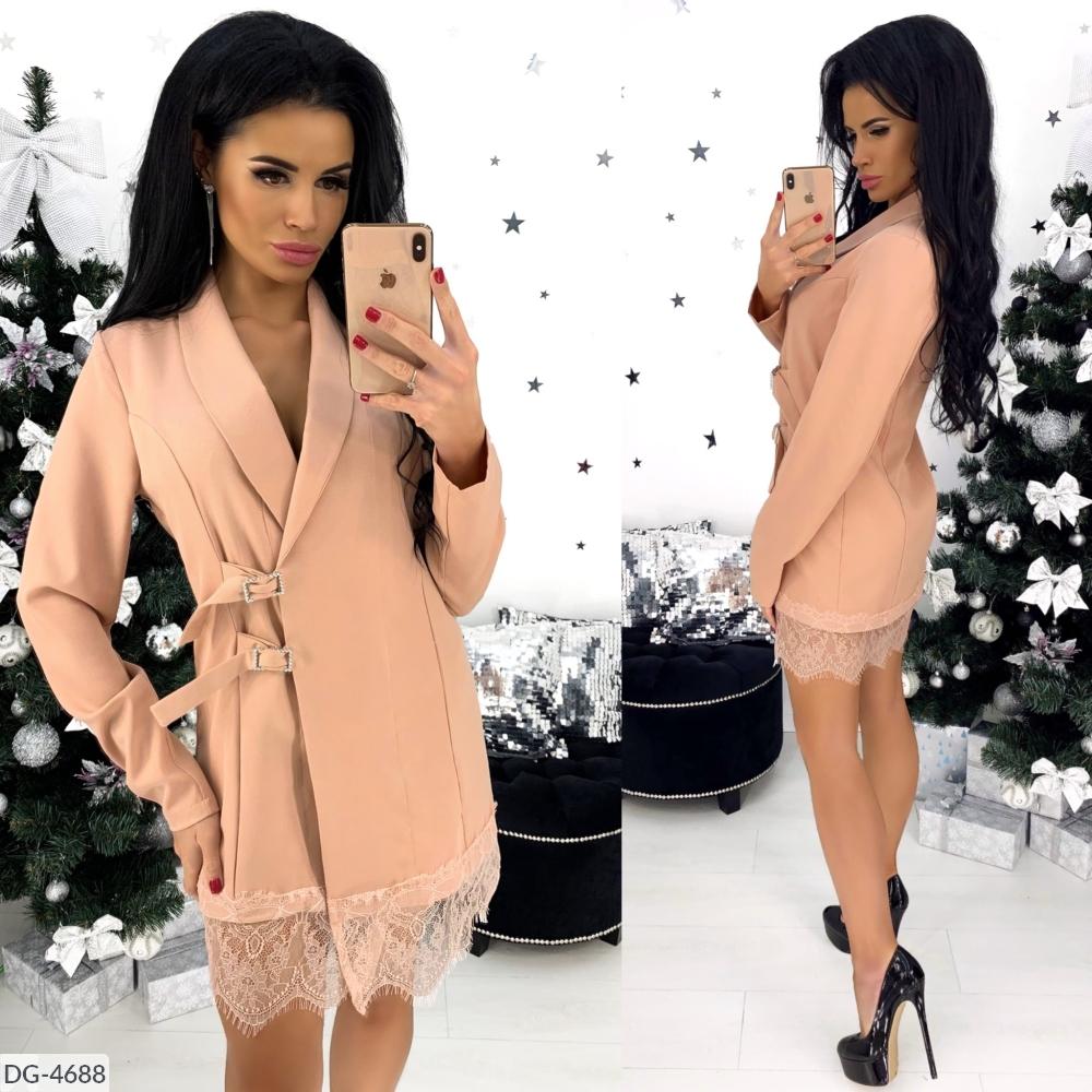 Платье-Пиджак DG-4688