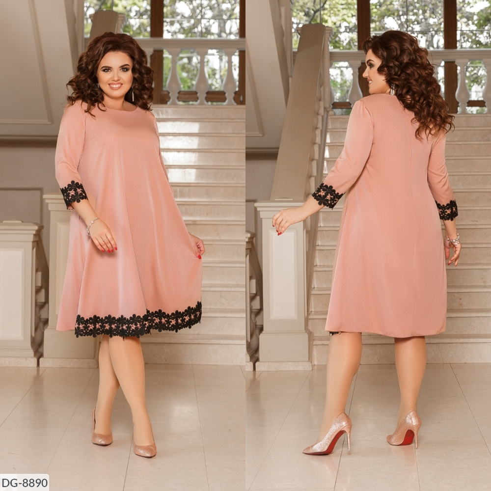 Платье DG-8890