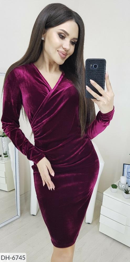 Платье DH-6745