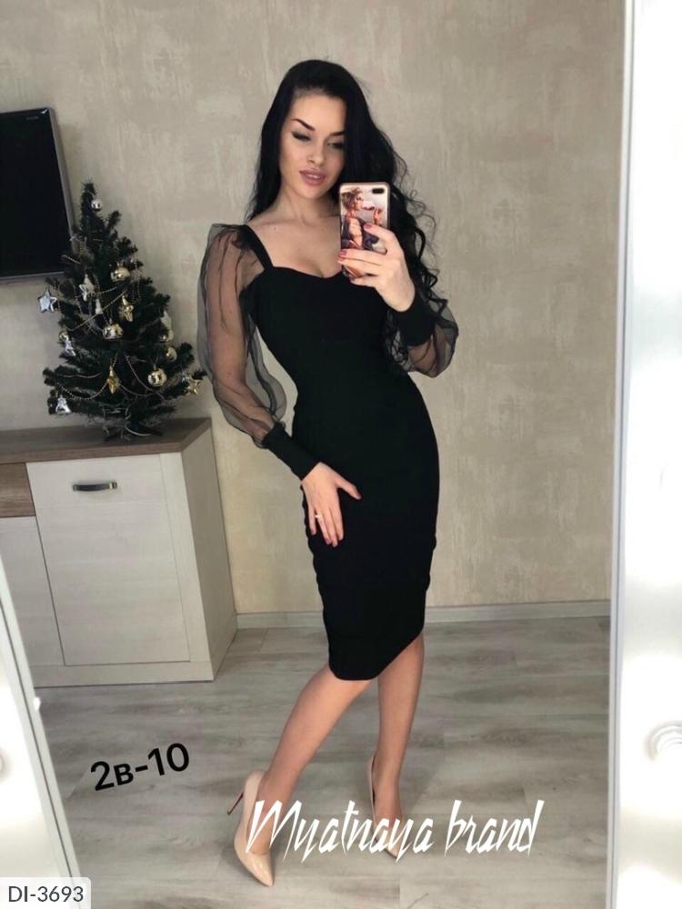 Платье DI-3693