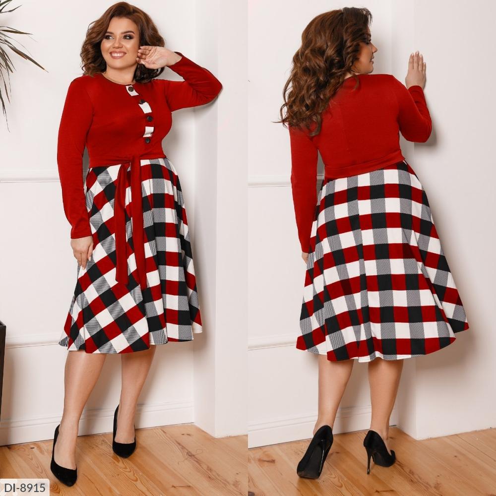 Платье DI-8915
