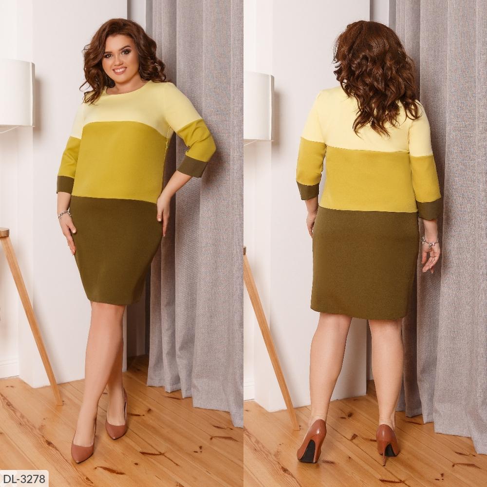Платье DL-3278