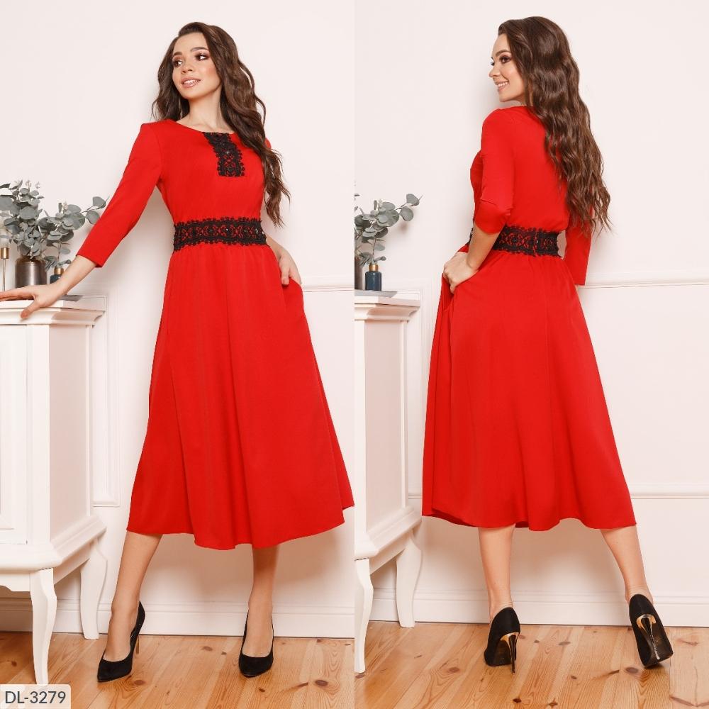 Платье DL-3279