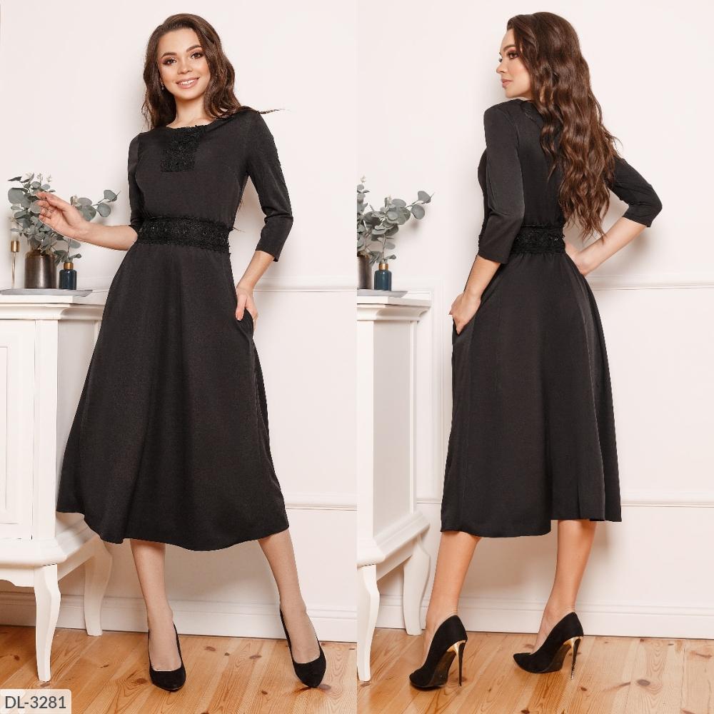 Платье DL-3281