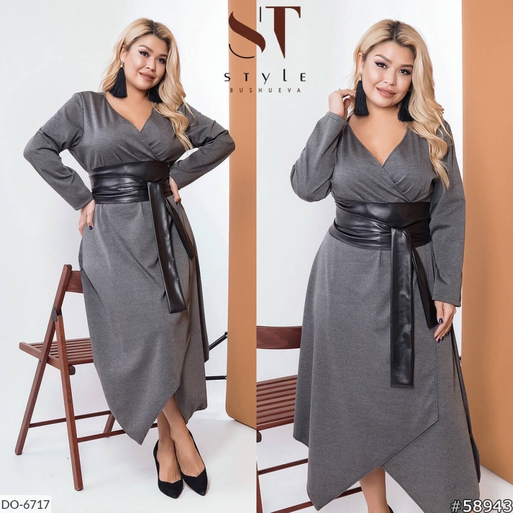 Платье DO-6717