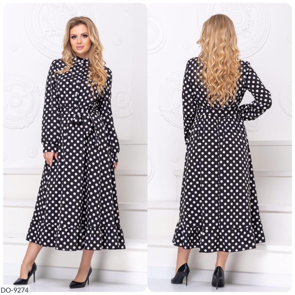 Платье DO-9274