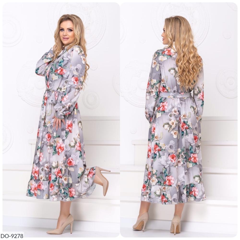 Платье DO-9278