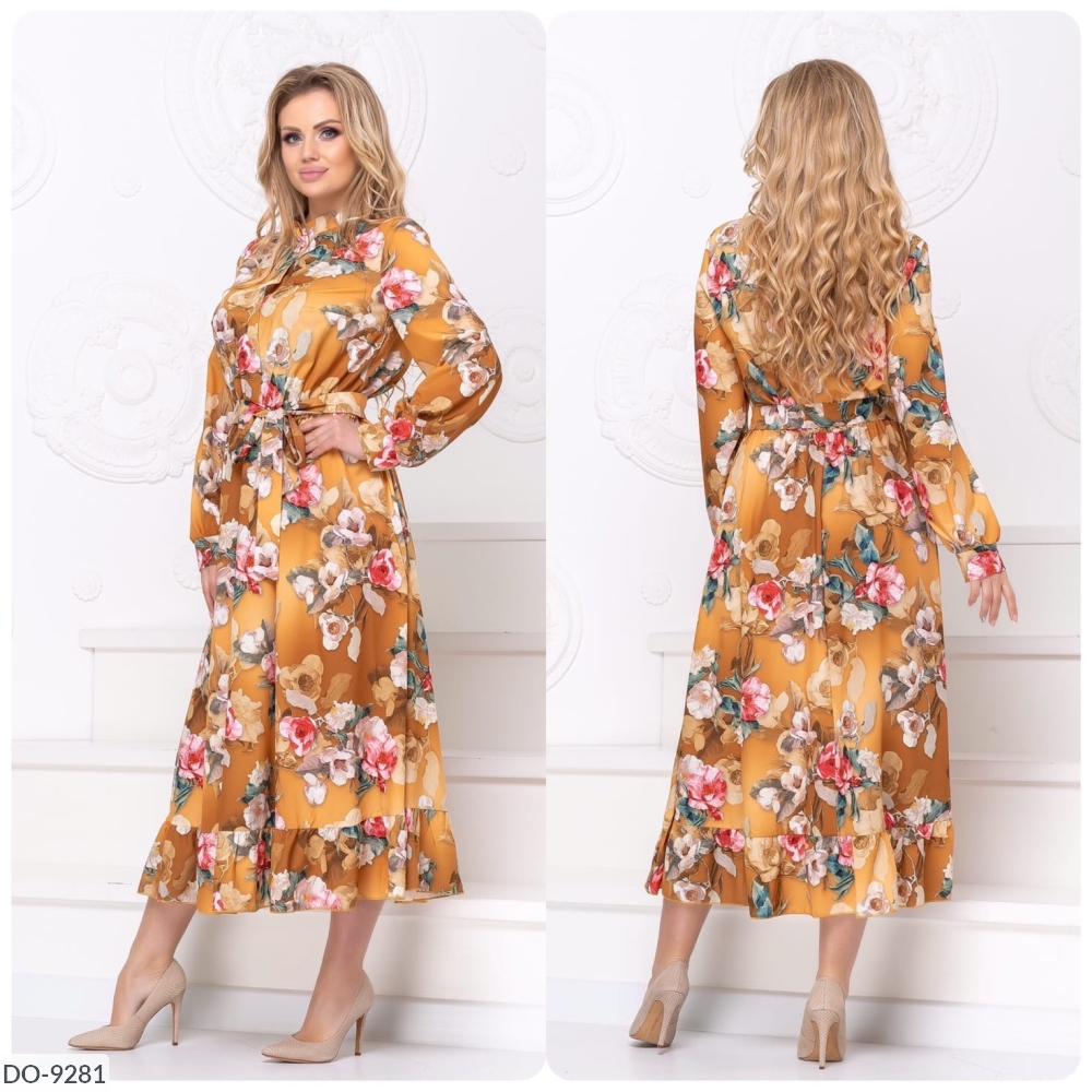 Платье DO-9281