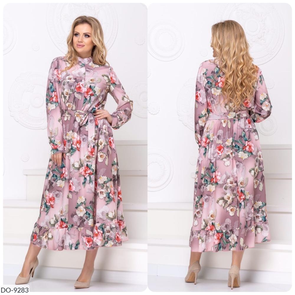 Платье DO-9283