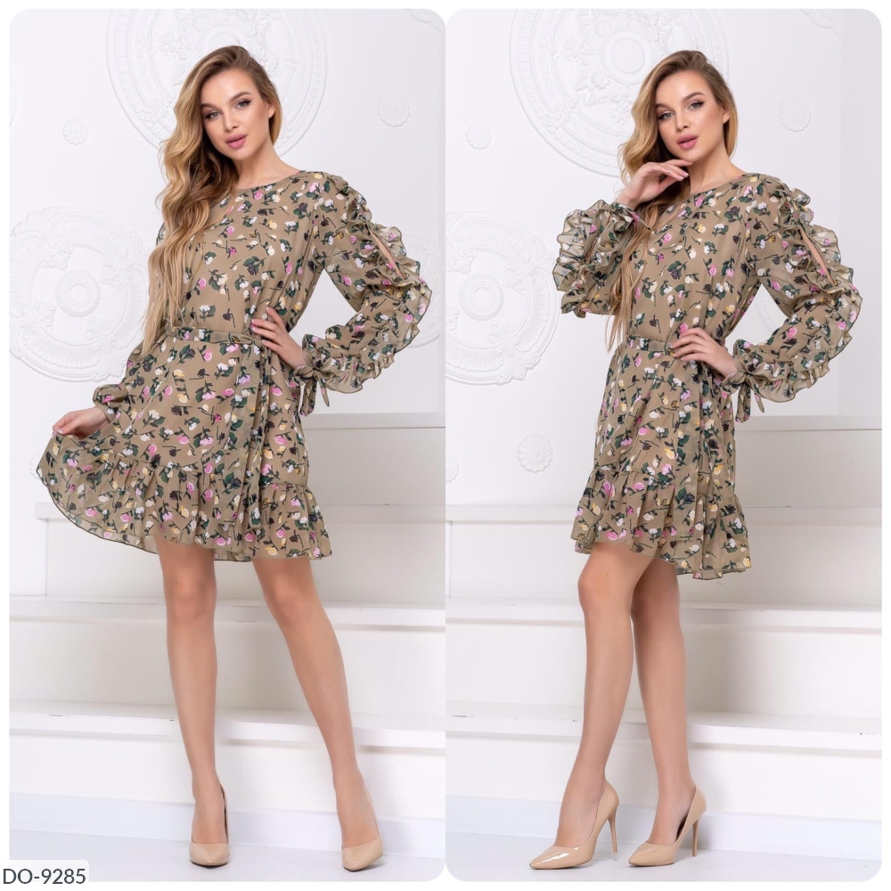 Платье DO-9285