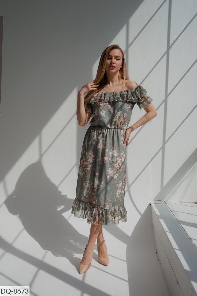 Платье DQ-8673