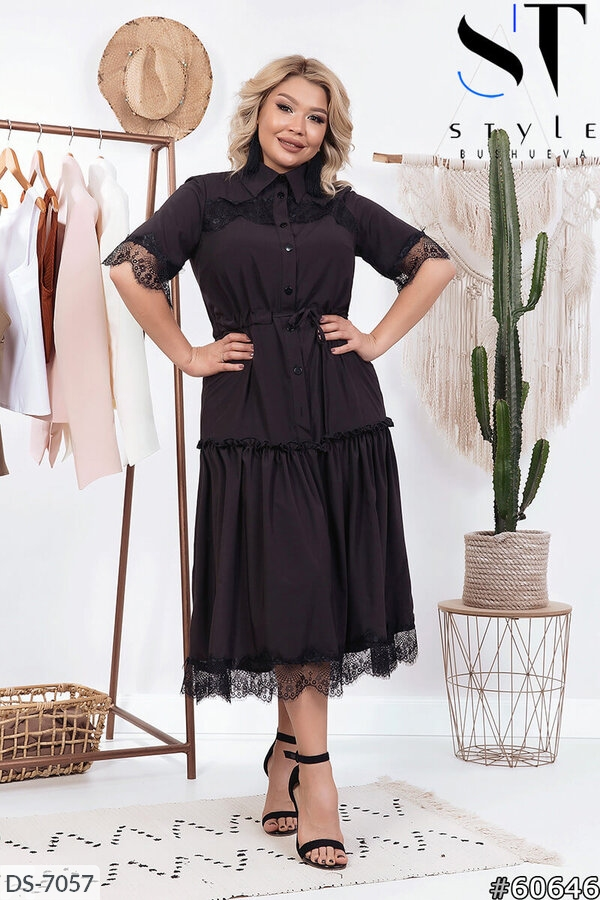 Платье DS-7057