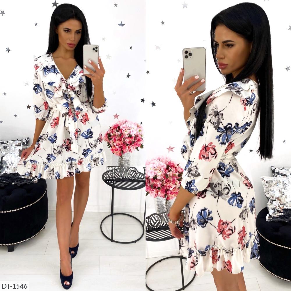 Платье DT-1546