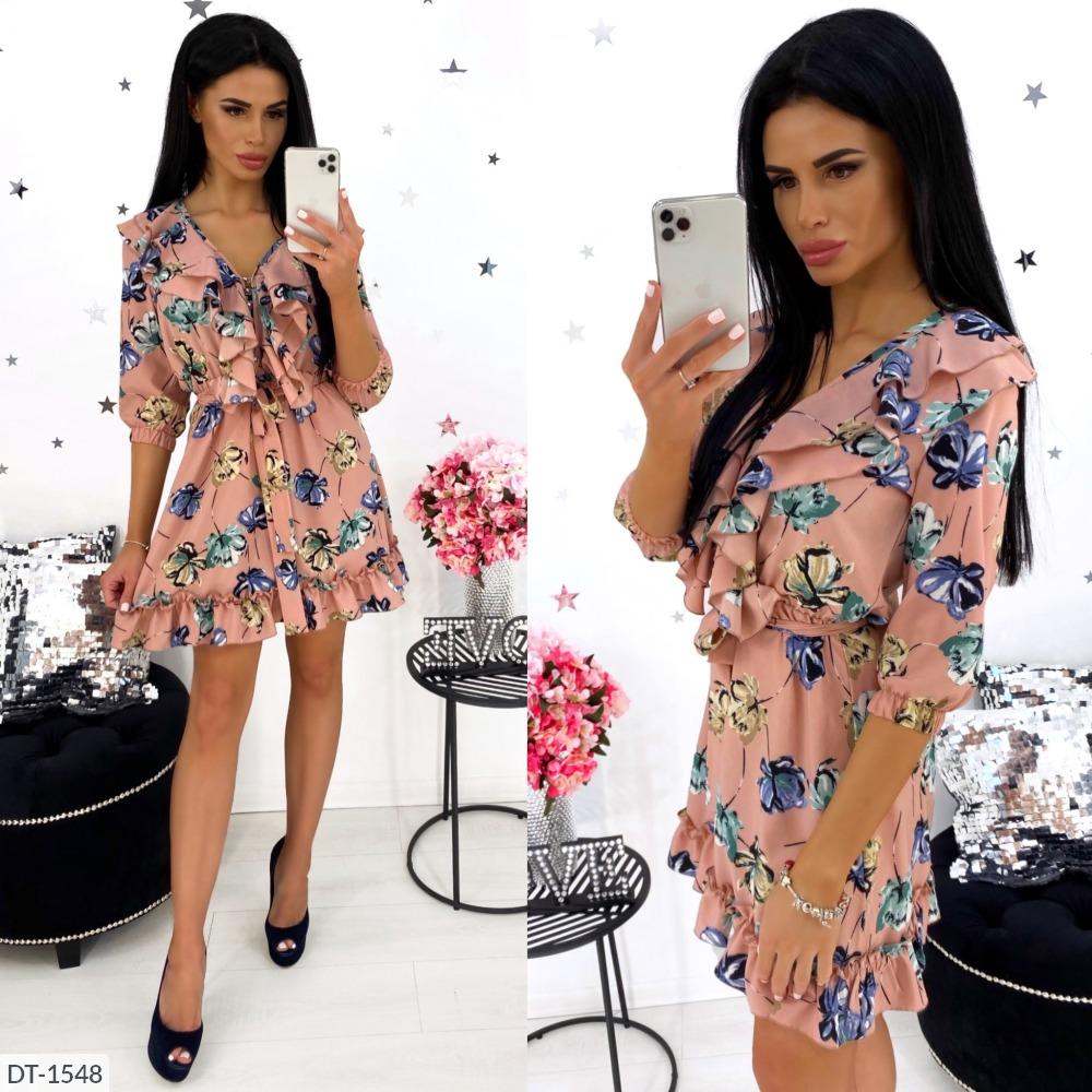 Платье DT-1548