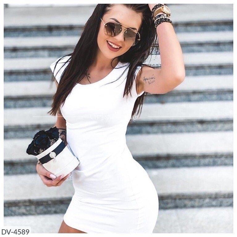 Платье DV-4589