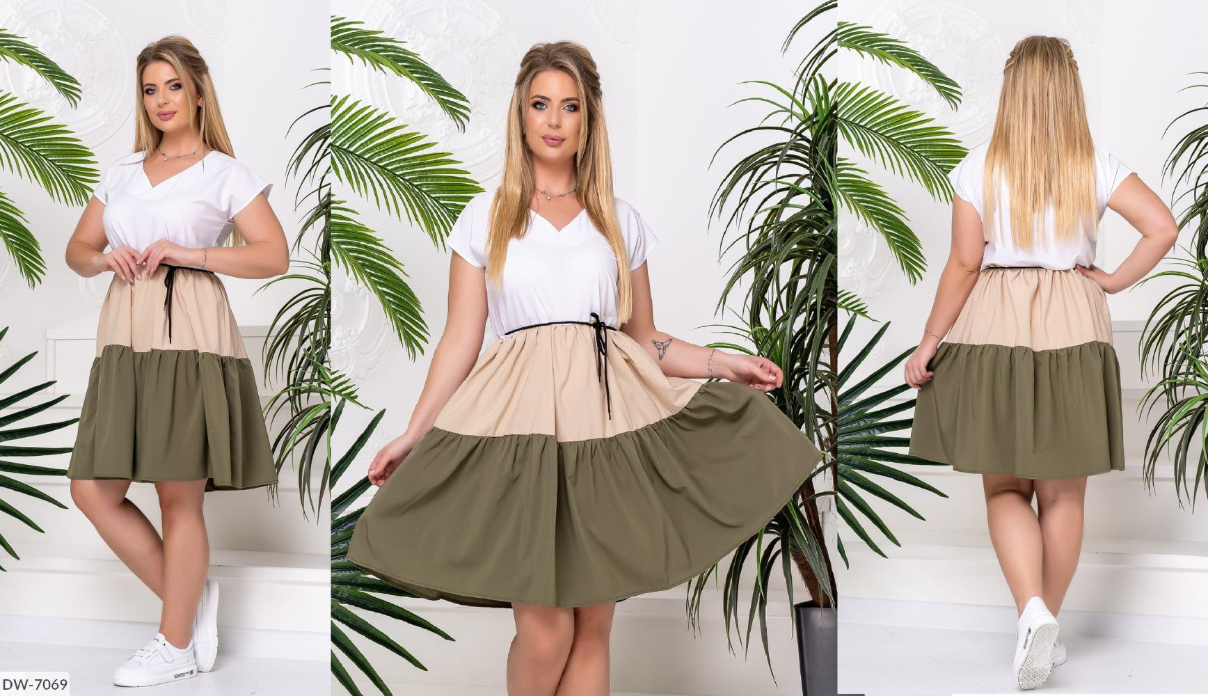 Платье DW-7069