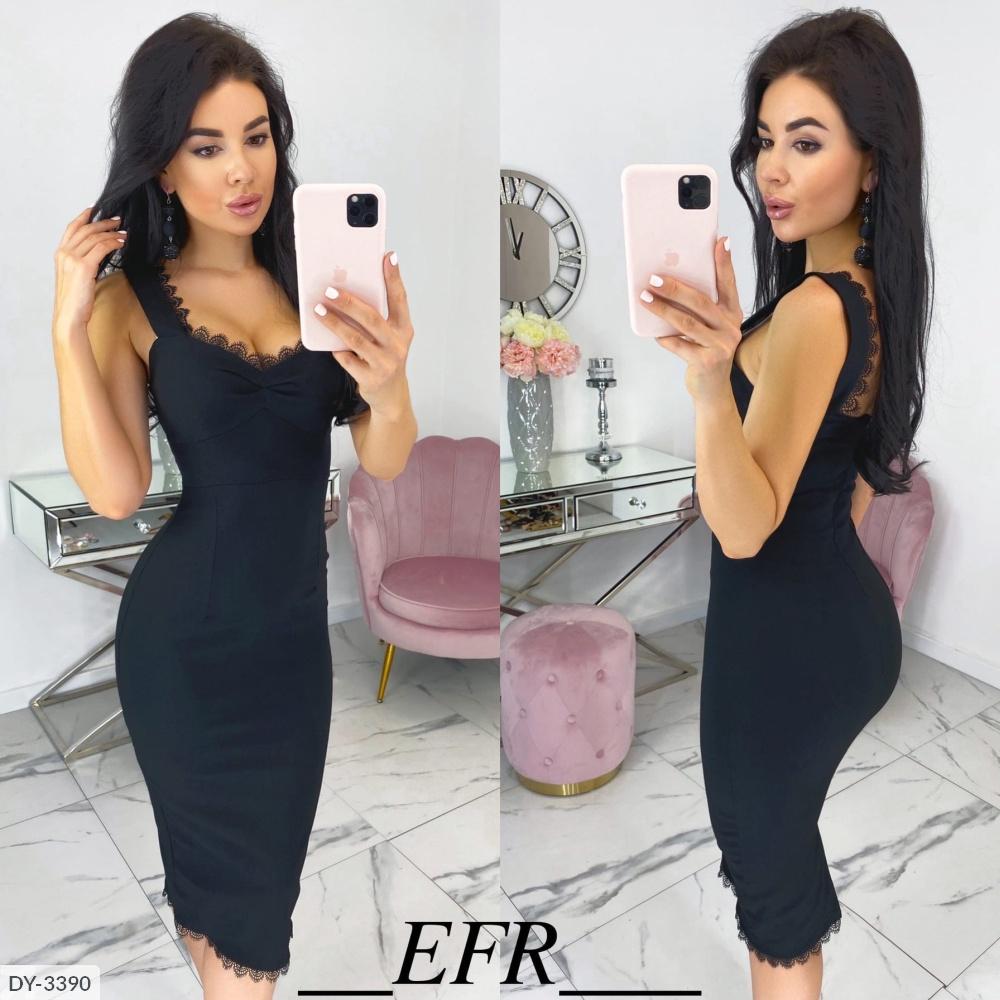 Платье DY-3390