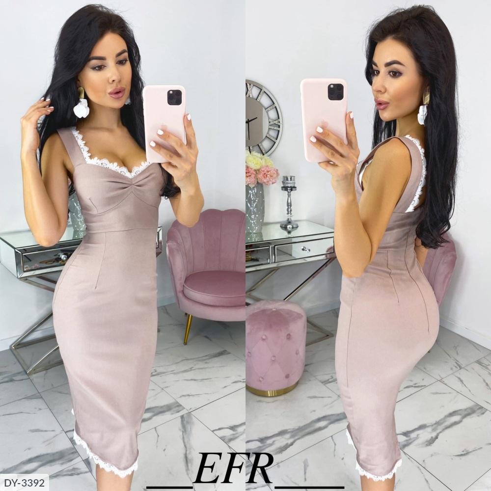 Платье DY-3392