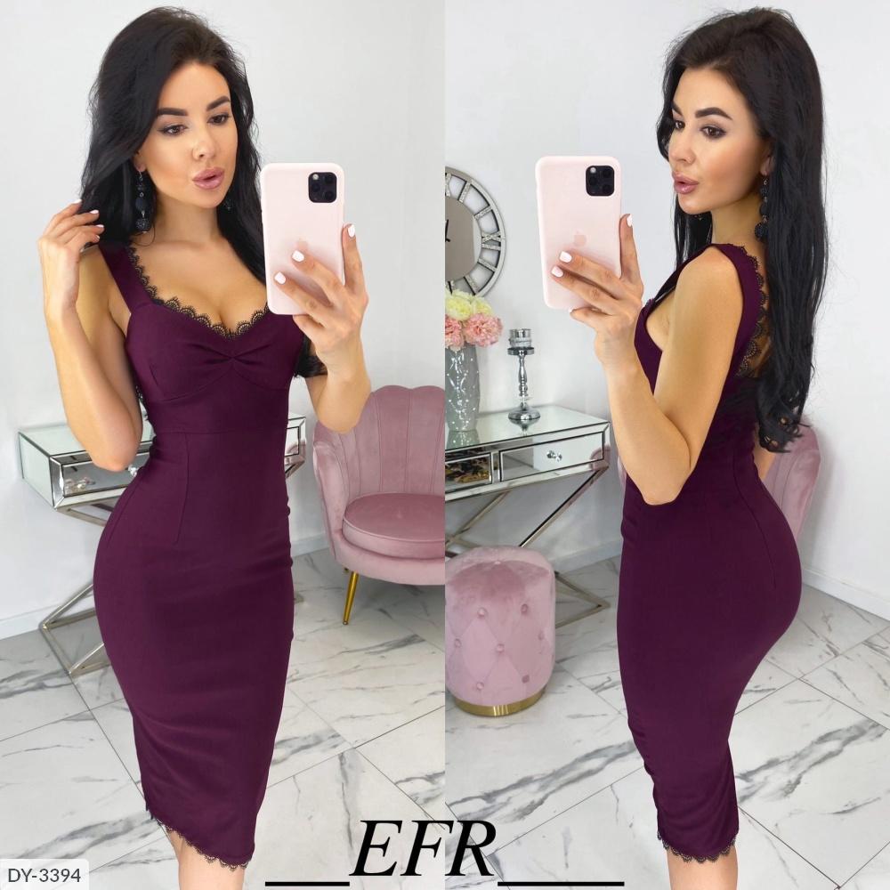 Платье DY-3394