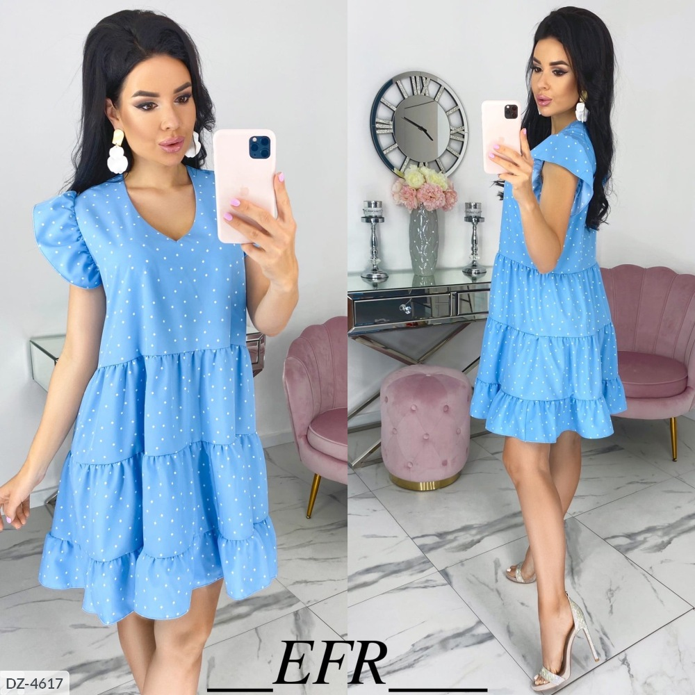 Платье DZ-4617
