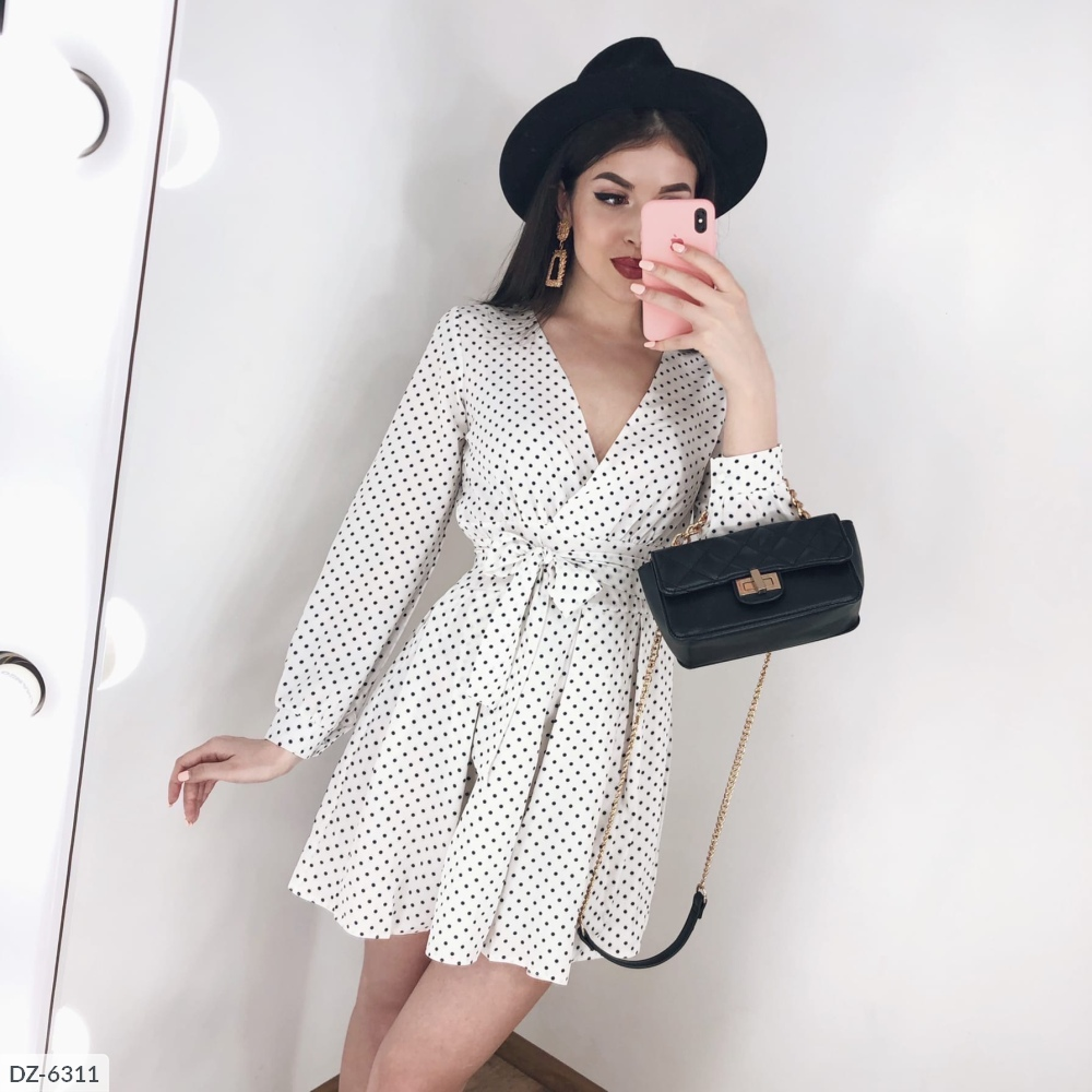 Платье DZ-6311