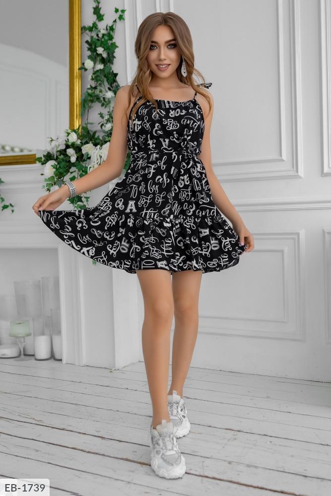 Платье EB-1739