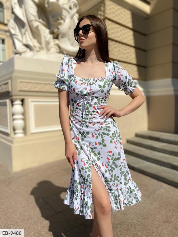 Платье EB-9488