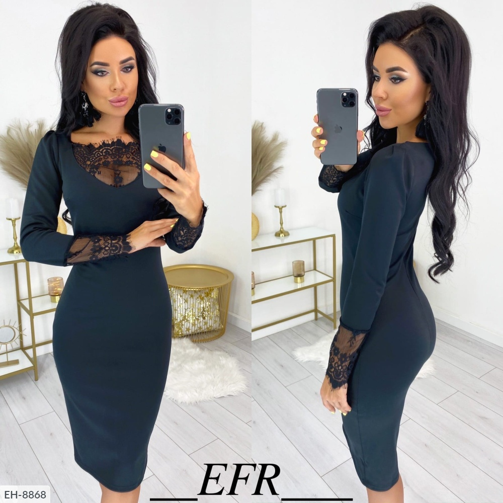 Платье EH-8868