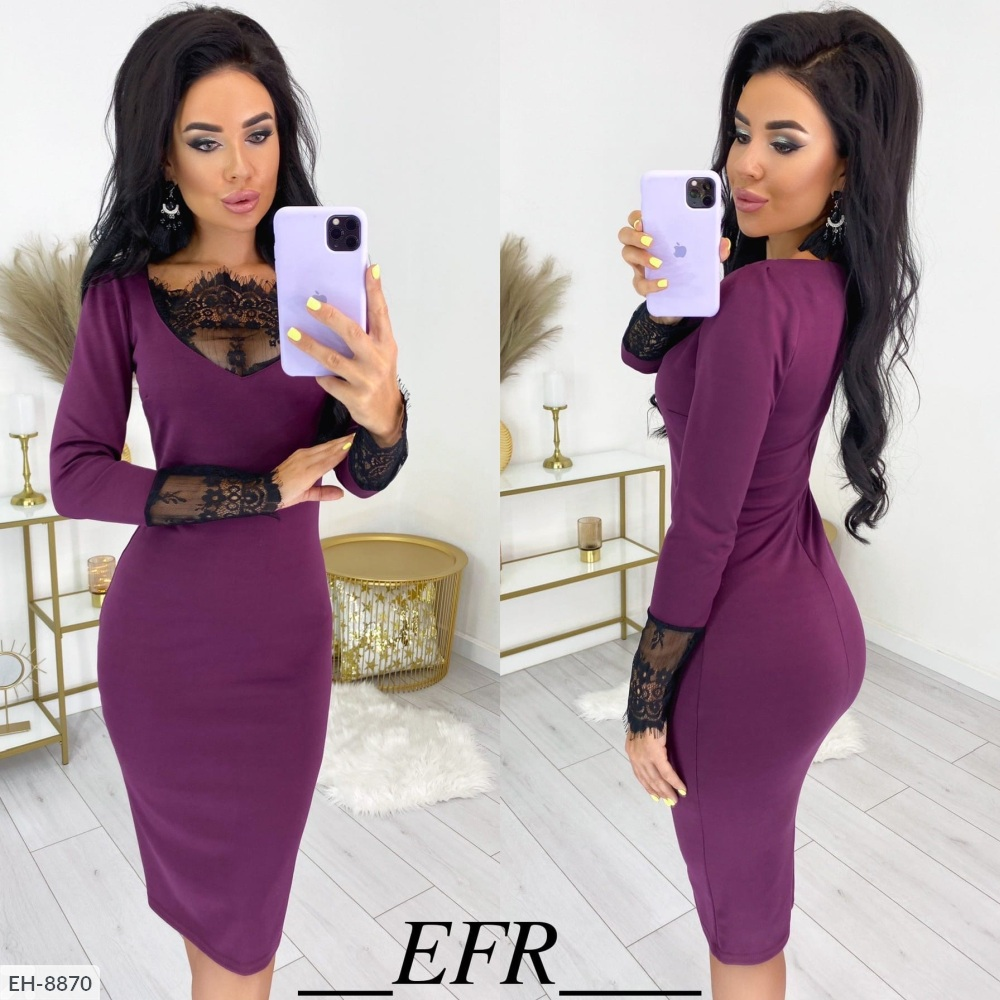 Платье EH-8870