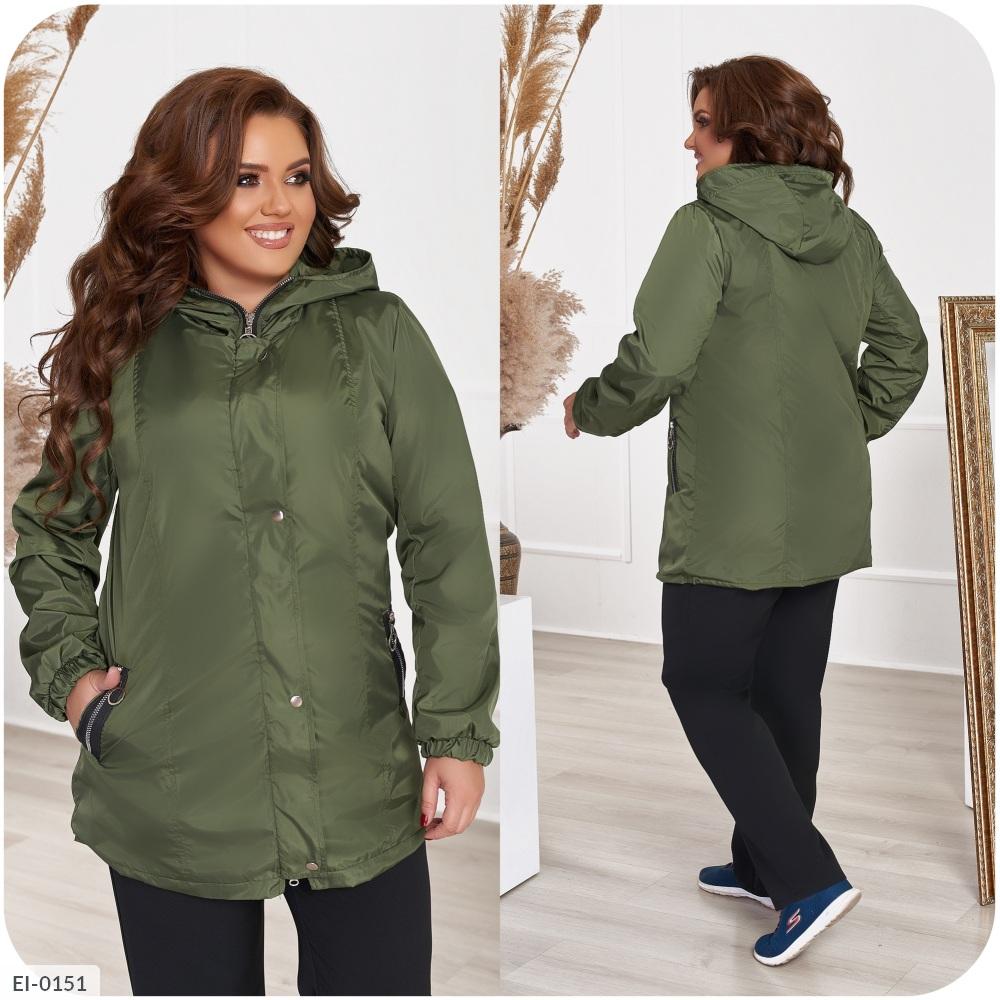 Куртка-Ветровка EI-0151