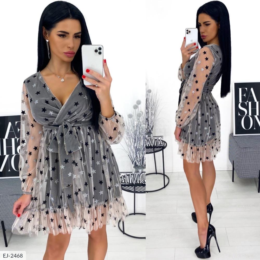 Платье EJ-2468