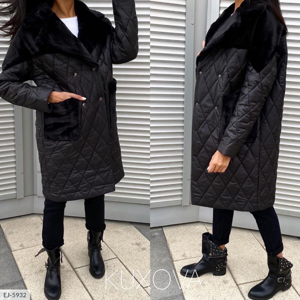 Пальто EJ-5932