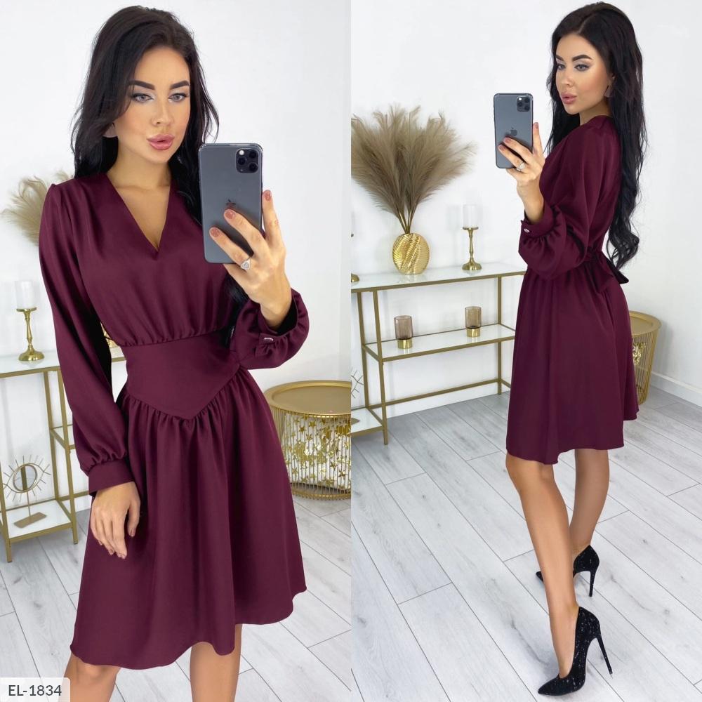 Платье EL-1834